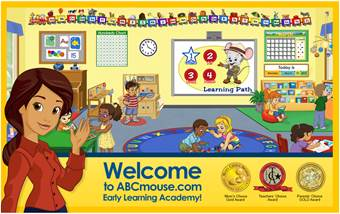Now Offering ABCMouse Access!