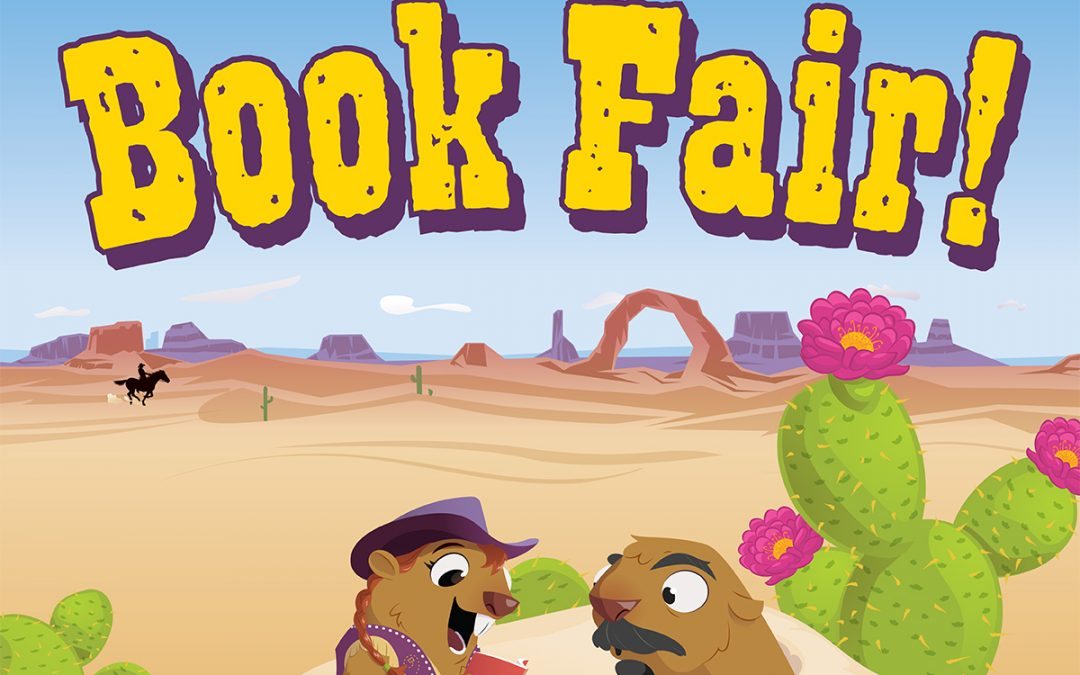 Book Fair at the Library!